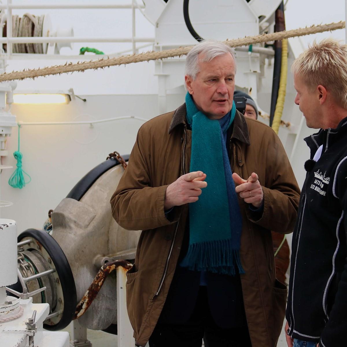 Brexit: EU-chefforhandler får mandat i dag- Fiskeri Tidende