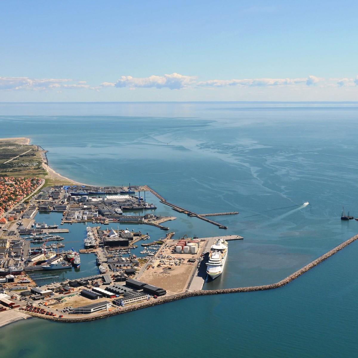 3 nybygninger styrker Skagen Havn - Fiskeri Tidende
